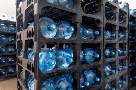 distributore boccioni d'acqua