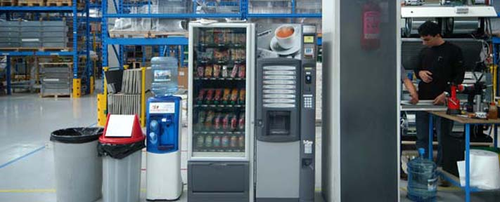 Macchine Da Caffe Per Ufficio Venezia Distributori Automatici Bevande Venezia